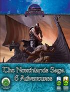 The Northlands Series Adventure Six Pack (Swords and Wizardry)  [BUNDLE]