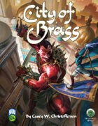 City of Brass (Swords and Wizardry)