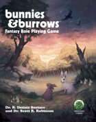 Bunnies and Burrows 3rd Edition