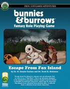 Escape from Fox Island (B&B)