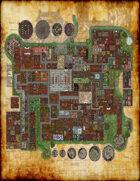 Tegel Manor PSD Maps