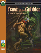 Feast of the Gobbler (Swords and Wizardry)