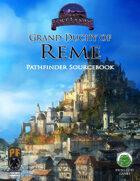 Grand Duchy of Reme Sourcebook (PF)