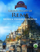 Grand Duchy of Reme Sourcebook (Swords and Wizardry)