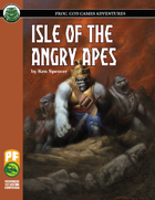 Isle of the Angry Apes (PF)