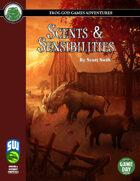 Scents & Sensibilities (Swords and Wizardry)