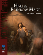 Hall of the Rainbow Mage (Swords and Wizardry)