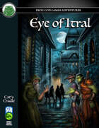 Eye of Itral (Swords and Wizardry)