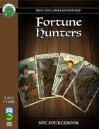 Fortune Hunters (Swords and Wizardry)