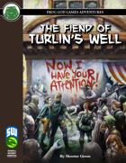 The Fiend of Turlin's Well (Swords and Wizardry)