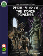 Death Ship of the Roach Princess (5e)
