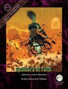 Splinters of Faith 3 Swords and Wizardry Edition