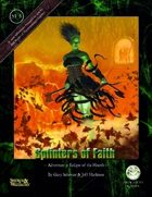Splinters of Faith 5: Eclipse of the Hearth (Swords and Wizardry)