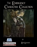 Emergency Character Collection