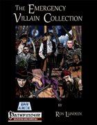 Emergency Villain Collection
