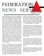 Federation News Service stardate 1101.7