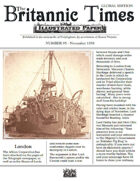 November 1858 Scramble for Empire Victorian Colonial wargames campaign newspaper