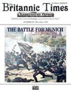Scramble for Empire December 1858 Victorian Colonial wargames campaign newspaper