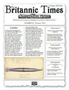 Scramble for Empire February 1859 Victorian Colonial wargames campaign newspaper