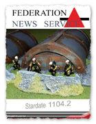 Federation News Service stardate 1104.2