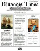 Scramble for Empire April 1859 Victorian Colonial wargames campaign newspaper