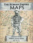 Roman Empire Maps