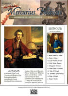 Glory of Kings September 1702 18th century wargames campaign newspaper