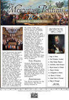 Glory of Kings March 1703 18th century wargames campaign newspaper