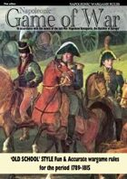 Napoleonic GAME OF WAR wargame rules