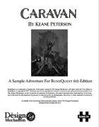 Book of Quests Preview: Caravan