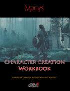 Mythras Character Creation Workbook