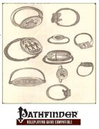 The Infinity Rings for the Pathfinder Roleplaying Game