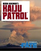 Kaiju Patrol (Powered by Fate Accelerated)