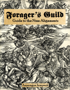 Forager's Guild Guide to the Nine Alignments