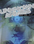 Unknown Armies Third Edition Book One: Play [digital]