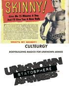 Culteurgy: Bodybuilding Magick