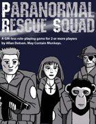 Paranormal Rescue Squad