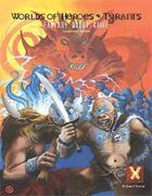 Worlds of Heroes & Tyrants Fantasy Quest Game, Introductory Ed.