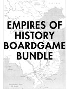 Empires of History Boardgame [BUNDLE]