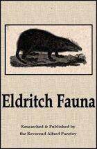 Eldritch Fauna
