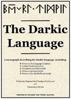 The Darkic Language