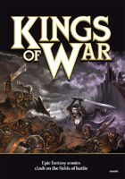 Kings of War Mini Rulebook