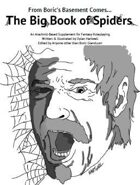 The Big Book of Spiders