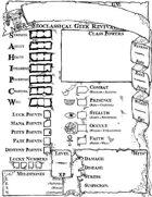 Neoclassical Geek Revival Character Sheet