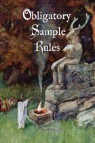 Obligatory Sample Rules