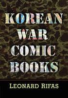 Korean War Comic Books