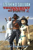 Tournament of Death 2 - The Deluvian Temple