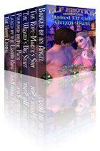 Naked Elf Girls Omni-Bust (Books 1-6)
