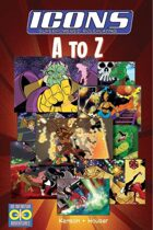 """ICONS: A to Z """"Z is for Zombies"""""""