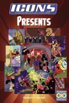 ICONS Presents: Swords & Sorcery